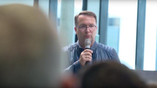 Video-Screenshot Vortrag von Marco Zingler